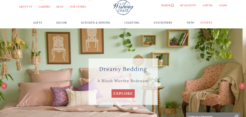 Quirky Home Decor Websites
