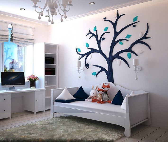 40 Kids Room Interior Design Ideas That Are Actually Crazy Amusing Custom Interior Design Kids Bedroom Ideas Interior